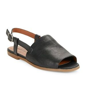 Lucky Brand Campbell Leather Sandals